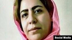 رضوانه احمدخانبیگی، یکی از سه فعال مدنی بازداشت شده