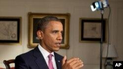 کانگریس نئی ملازمتوں کا بل منظور کرے: صدر اوباما