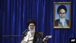 Lãnh đạo tối cao của Iran Ayatollah Ali Khamenei
