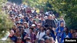 'Wasu 'yan gudun hijira daga kasar Syria
