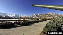 PLC-181 howitzer (image: PLAGF WeChat account)