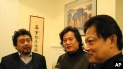 三位中國男高音