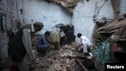 په دغه توغندیز برید کې لږ تر لږه نهه ولسي افغانان ووژل شول.
