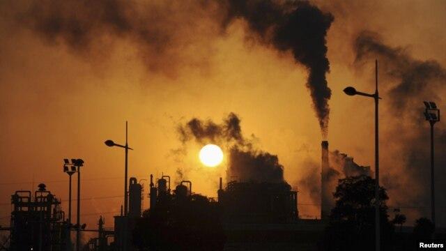 China ya superó a EE.UU. en el nivel de emisiones invernadero e incluso está por encima de Rusia y la India.