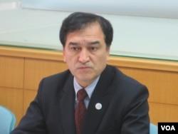 日本维吾尔协会会长伊里哈木