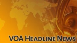 VOA Headline News 0800