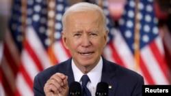 美国总统拜登 (2021年3月31日)