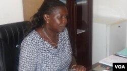 Paula de Melo Directora da Televisão da Guiné-Bissau