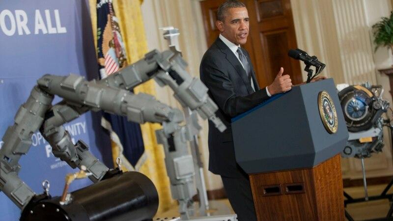 اوباما په سپينې ماڼۍ کې نوې ټکنالوژي نصب کړه، خو ټرمپ یي خطرناکه ګڼي