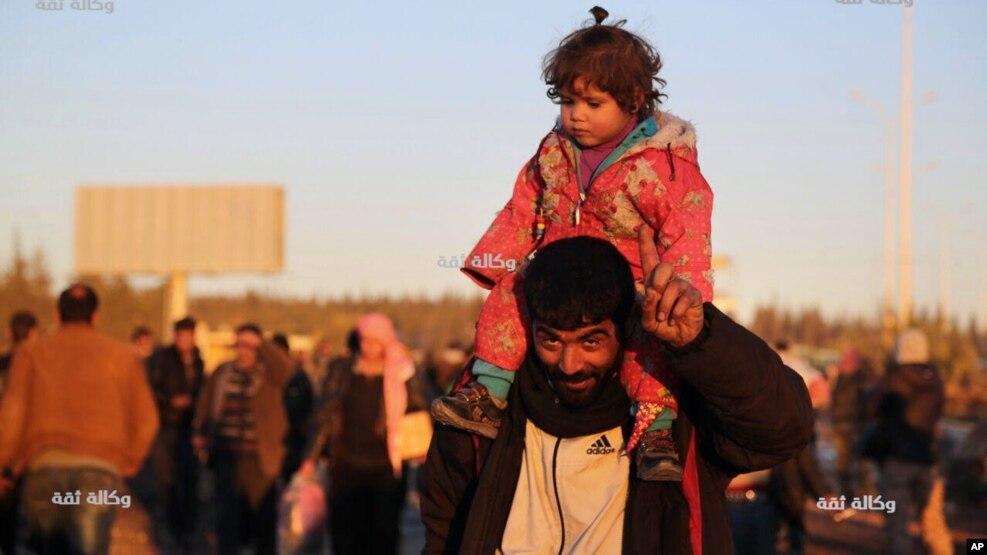 Alepo, pezullohet evakuimi i popullsisë civile