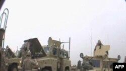Napad na američku bazu u Avganistanu