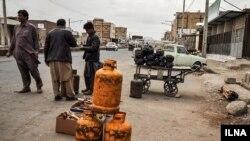 فروش کپسول گاز در زاهدان. آرشیو