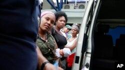 Los cubanos en Panamá llegaron vía marítima desde Colombia y se les ha permitido la estancia pese a que no tenían visa.