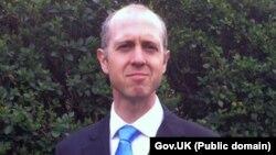British Ambassador Graham Zebedee