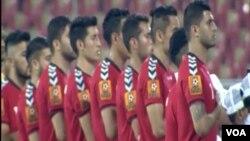 Tim sepakbola Afghanistan (Foto: dok.)