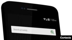 El Blackphone impide de forma automática que se acceda a él desde nodos y puntos de acceso Wi-Fi.