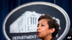 La secretaria de Justicia de EE.UU., Loretta Lynch, indicó que la resolución se enfoca en restaurar la vitalidad de las áreas afectadas,