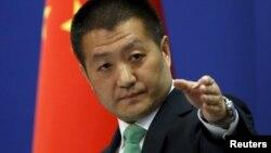 Phát ngôn viên Bộ Ngoại giao Trung Quốc Lục Khảng