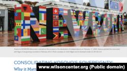 """U izvještaju pod nazivom """"Konsolidovanje suvereniteta Kosova: Zašto je to važno i šta treba učiniti"""" ukazano je da se pružila, kako je navedeno, jedinstvena prilika za rješavanje jednog od glavnih izvora međudržavnih napetosti na Zapadnom Balkanu. (Foto: www.wilsoncenter.org)"""