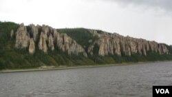西伯利亞自然風光(美國之音白樺拍攝)