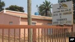 Sede da ADRA em Malanje