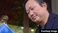 Trinh Xuan Thanh. (Photo courtesy of badamxoe via RFA)