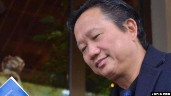 Ông Trịnh Xuân Thanh (Ảnh của badamxoe -RFA)