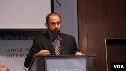 美國西肯塔基大學政治學助理教授芮宗泰。
