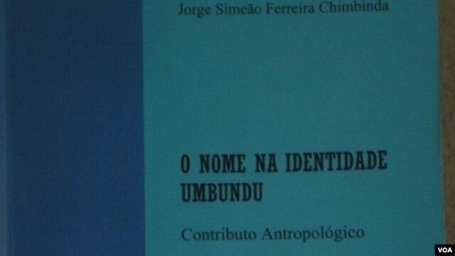 O nome na identidade Umbundu