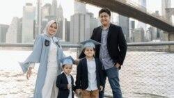 Keluarga Rima Rahayu. (Foto: Dok Pribadi)