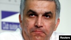 نبیل رجب، فعال حقوق بشر بحرینی