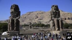 埃及開羅的旅遊點遭警告成為恐怖分子襲擊的目標。