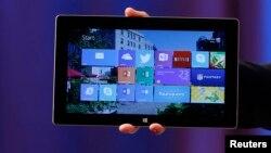 El Surface 2, viene con una batería más duradera, mejores gráficos y costará $899 dólares.