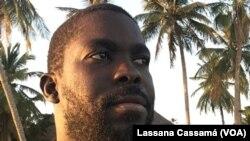 Miguel de Barros, activista guineense
