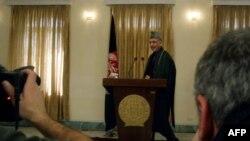رییس جمهوری افغانستان قول داده است فساد را از بین ببرد