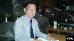 Tim Ahli BNPT, Wawan Purwanto (Foto: VOA/Fathiyah)
