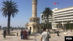میدانی شهر ازمیر، ترکیه