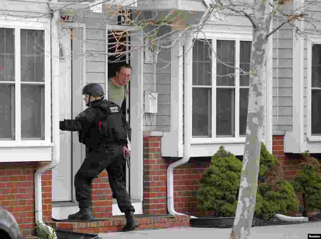 ԱՄՆ-ի ոստիկանությունը որոնում է Բոստոնում հարձակումներ իրականացրած կասկածյալին