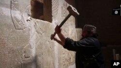 ملل متحد تخریب آبدات تاریخی عراق را جنایت جنگی خوانده است