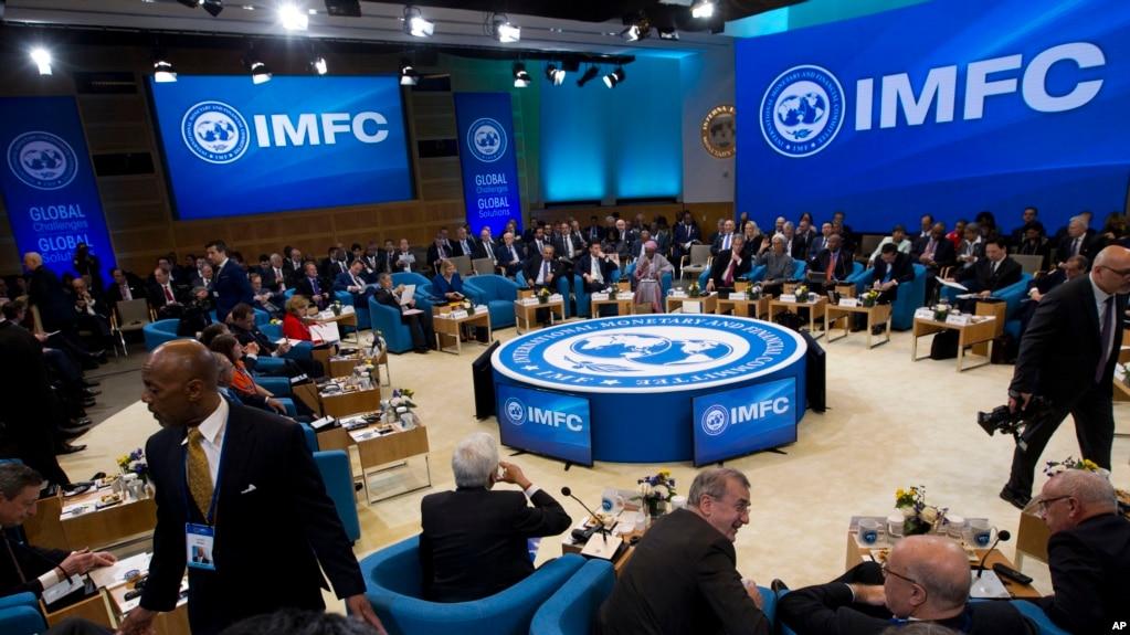 IMF:贸易和技术紧张局面或加剧 关税不是万灵药