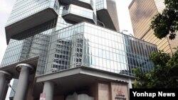 2010년 7월 대풍그룹 홍콩사무소. (자료사진)