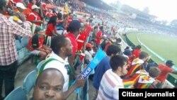 Chilles Majabvi Zimbabwe Criket Fan