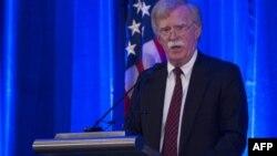 AQSh prezidentining milliy xavfsizlik bo'yicha maslahatchisi Jon Bolton