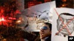 反政府示威震撼埃及驚動世界