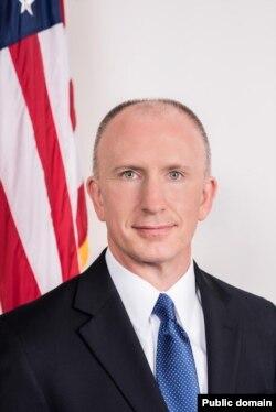 美國代表團將由副貿易代表杰弗裡·格里什(美國貿易代表辦公室圖片)