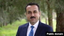 ئومێد خۆشناو -سهرۆكی فراكسیۆنی پارتی دیموكراتی كوردستان له پهرلهمانی ههرێمی كوردستان