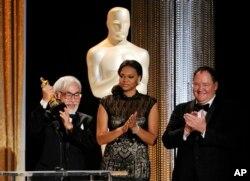 جایزه افتخاری اسکار در سال ۲۰۱۴ به هایائو میازاکی اعطاء شد