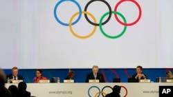 МОК выбирает хозяина летней Олимпиады-2020