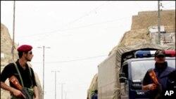 کراچی : مقامی طالبان کمانڈر ہلاک ایک گرفتار