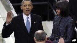 Obama li dema sûndxwarinê